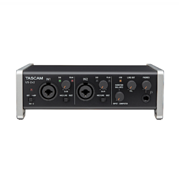 Tascam US 2x2 USB Audio/MIDI Interface